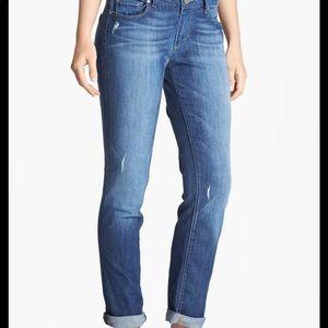 PAIGE Jimmy Jimmy Skinny Jeans in Penelope Wash 28